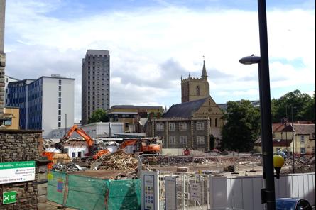 Current Building site